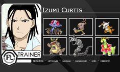 Trainer Cards Fullmetal Alchemist : Edward Elric by on DeviantArt Lan Fan, Fullmetal Alchemist Edward, Names Of Artists, Edward Elric, The Brethren, Trainers, Pokemon Team, Deviantart, Comics