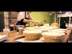 Hart's Bakery : A Morning In The Life - YouTube