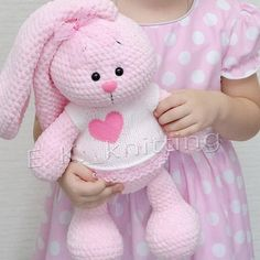 The most admired amigurumi crochet toy models in 2019 are waiting for you in this article. The most beautiful amigurumi toy patterns are all on this site. Crochet Rabbit, Crochet Teddy, Crochet Bear, Crochet Patterns Amigurumi, Crochet Dolls, Crochet Easter, Easter Crochet Patterns, Crochet Dragon Pattern, Bunny Plush