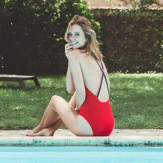 Maillot de bain une pièce La Nautica, Le Slip français