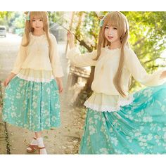 [Love Live] Minami Kotori Causal Spring Cosplay Costume CP154369