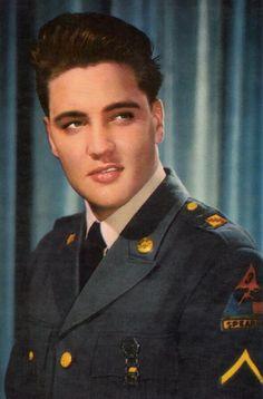 Private Presley.