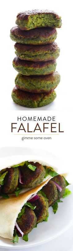 This falafel recipe is full of fresh ingredients easy to make and irresistibly good![EXTRACT]This falafel recipe is full of fresh ingredients easy to make and irresistibly good! Veggie Recipes, Vegetarian Recipes, Cooking Recipes, Healthy Recipes, Fruit Recipes, Diabetic Recipes, Top Recipes, Smoothie Recipes, Delicious Recipes