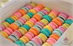 Macarons - und die Welt wird etwas bunter! I www.sweetundstyle.blogspot.de