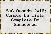 http://tecnoautos.com/wp-content/uploads/imagenes/tendencias/thumbs/sag-awards-2016-conoce-la-lista-completa-de-ganadores.jpg SAG Awards 2016. SAG Awards 2016: Conoce la lista completa de ganadores, Enlaces, Imágenes, Videos y Tweets - http://tecnoautos.com/actualidad/sag-awards-2016-sag-awards-2016-conoce-la-lista-completa-de-ganadores/