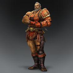 dynasty warriors 8 | huang gai