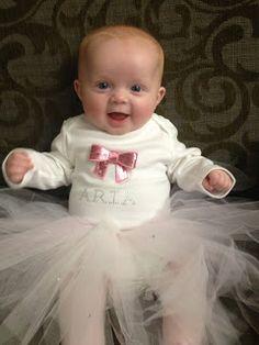Baby Ballet Dancer