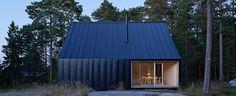 Tham & Videgård Arkitekter son los autores de House Husarö, una luminosa vivienda situada en el archipiélago de Estocolmo.