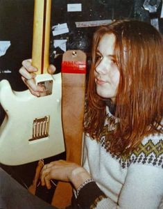 Young Yngwie Malmsteen, early days