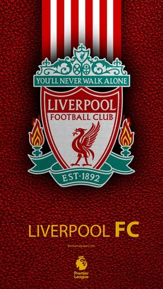 Liverpool Fc Badge, Liverpool Anfield, Salah Liverpool, Liverpool Champions, Liverpool Football Club, Iphone Wallpaper Liverpool, Lfc Wallpaper, Liverpool Wallpapers, Premier League Logo
