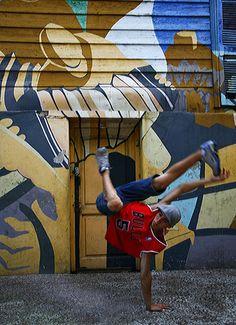 Breakdance, Buenos, Aires, Argentina