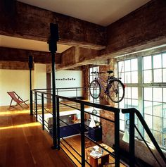 Summer Street Lofts, Manhattan 7 Lofts That Will Bring Out The Green-Eyed Monster in You! in | Home | Hand Luggage Only