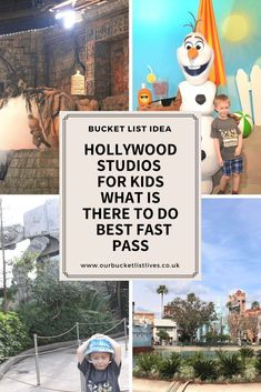 Hollywood Studios for kids. What is there to do, what to fast pass and which rides are suitable for children and families Disney World Florida, Disney Vacation Club, Disney Vacation Planning, Disney World Planning, Disney World Trip, Disney Vacations, Disney Travel, Disney Worlds, Orlando Vacation