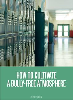 Getting to the root of bullying.Make communication and emotional literacy part of your everyday curriculum. These won't eliminate conflict and bad feelings, but they'll prevent bullying patterns from taking root. Character Education, Music Education, Ways To Stop Bullying, Teaching Social Skills, Catholic High, Bullying Prevention, Anti Bullying, School Counselor, Have Time
