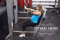 Tone The Arms Pregnancy Workout | Michelle Marie Fit