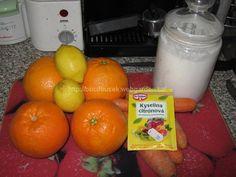 - tohle bude potřeba (kys. citr. dva balíčky, tenhle má jen 2dkg) Orange, Fruit, Bude, Food, Cookies, Medicine, Crack Crackers, Essen, Biscuits
