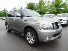 2013 Infiniti Qx56 4WD SUV 4 Doors Platinum Graphite for sale in Franklin, TN http://www.usedcarsgroup.com/used-2013-infiniti-qx56-franklin-tn-jn8az2ne5d9040980