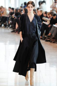 Christophe Lemaire | Fall 2014 Ready-to-Wear Collection | Look 9
