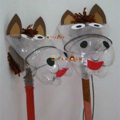 caballos de botella