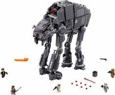 52aa1875334cf LEGO® Konstruktionsspielsteine »First Order Heavy Assault Walker (75189)