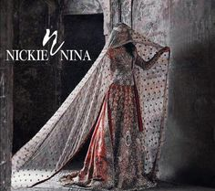 Pakistani couture by nickle Nina
