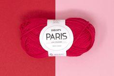 Køb Drops Paris bomuld hos os på www. Drops Design, The 100, Paris, Color, Creative, Montmartre Paris, Colour, Paris France, Colors