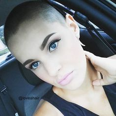 All sizes   headshave girl (1)   Flickr - Photo Sharing!