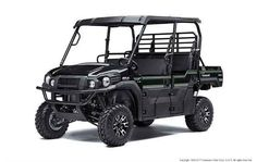 """New 2017 Kawasaki MULE PRO-FXT EPS LE ATVs For Sale in Oklahoma. 2017 Kawasaki MULE PRO-FXT EPS LE, The 2017 MULE PRO-FXT side x side has incomparable strength and endless durability backed by over a century of Kawasaki Heavy Industries, Ltd. engineering knowledge. Go and get the job done with the MULE PRO-FXT side x sides three-passenger Trans Cabâ""""¢system, or easily convert it to six-passenger mode for a revolutionary new way to work and play. To top it off, the MULE PRO-FX is backed…"""