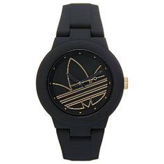 ABERDEEN - Uhr - black by adidas Originals