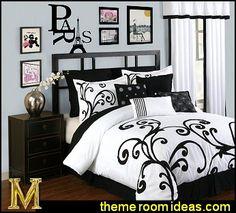 Secret Agent: PARIS THEMED BEDROOM | Bedroom Ideas | Pinterest ...