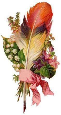 Georgiana's Garden: Dillo con un fiore