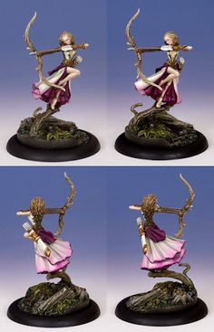 ASPECT OF LOLTH   #46  THE QUEEN OF SPIDERS!! Archfiends - RARE!! D/&D Mini