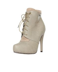 Gas Shoes Heeled Booties - Sales Events - Modnique.com