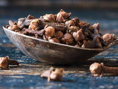 Antifungal, Antiseptic, and Calming. clove extract is often recommended for acne patients as it has potent antimicrobial properties. Found in my Be Clean Toner! All Natural Skin Care, Organic Skin Care, Clove Oil, Skin So Soft, Decorative Bowls, Spices, Health, Recipes, Food