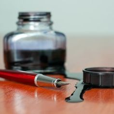 This is a guide about removing pen and ink stains on wood furniture. Ink spills on wood furniture can be very difficult to remove especially if it penetrates the finish. Before you just grab the nearest cleaner make sure that it is safe for your furniture's finish.