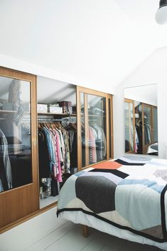 Home Decorating Tips And Tricks Closet Bedroom, Dream Bedroom, Home Bedroom, Bedroom Decor, Master Bedroom, Bedrooms, Style At Home, Beautiful Closets, Home Fashion