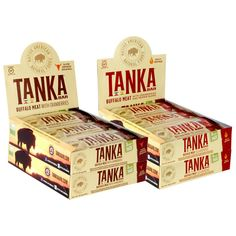 Tanka Bar Original & Spicy Combo Pack 1 oz 48-count