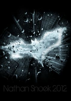 Updated version of the Batman poster