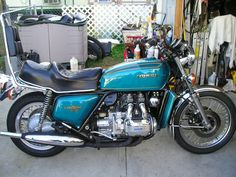 honda gl 1000 gold wing - Google Search