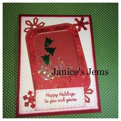Tis the season to start posting holiday projects! So to start of the season, I tried my hand at making a couple shaker cards. Shaker Cards, Tis The Season, Christmas Cards, Seasons, Frame, Happy, Holiday, Projects, How To Make