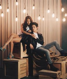 Jadine for Parisian and Milanos Shoes and Bags