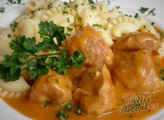 Nejlepší recepty z krůtího masa | NejRecept.cz Harissa, Slow Cooker, Thing 1, Crockpot, Foodies, Chicken Recipes, Good Food, Food And Drink, Treats