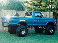 - New Trucks vs Old Trucks 1979 Ford Truck, Ford Pickup Trucks, Ford 4x4, 4x4 Trucks, Diesel Trucks, Lifted Trucks, Cool Trucks, Chevy Trucks, Ford Bronco