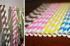 Paper straws by Autumn Breeze