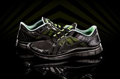 detailed look 630b6 8ed88 Hurley x Nike Free Run +3 NRG   Phantom Fuse Boardshort