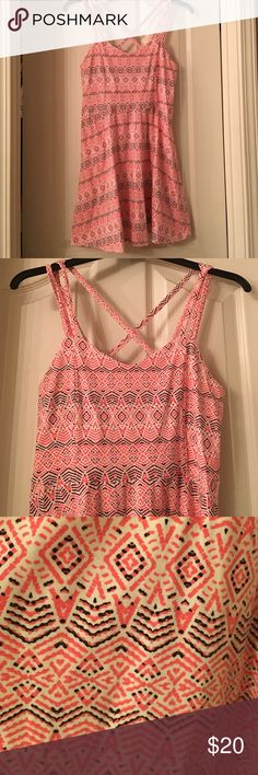 Cute summer maxi dress Excellent condition Aeropostale Dresses Maxi