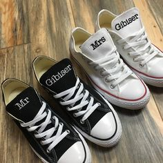 Groom sneakers, Decorated Co… Bride Shoes, Wedding Embroidered Converse Sneakers. Groom Converse, Converse Wedding Shoes, Wedding Sneakers, Bride Shoes, Groom Shoes, Wedding Tennis Shoes, Bride Sneakers, Converse Low Tops, Converse Sneakers