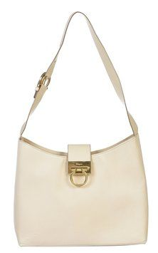 Salvatore Ferragamo Leather Handbag Shoulder Bag. Get one of the hottest styles of the season! The Salvatore Ferragamo Leather Handbag Shoulder Bag is a top 10 member favorite on Tradesy. Save on yours before they're sold out!