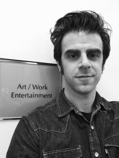 Spencer Robinson of Art/Work, who wrote us about what it takes to be a talent manager for TV.