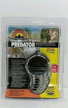 Cass Creek Ergo Predator Game Call/Training Device, Predator I
